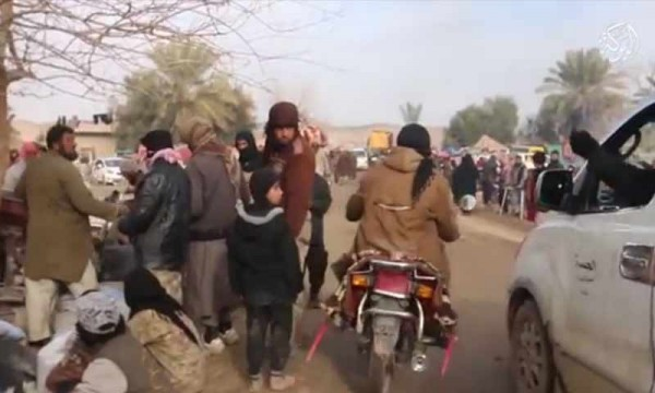 تنظيم داعش من داخل الباغوز: كل ما فوق البرايا زائل!