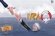 ساسة العراق ومهمة إنقاذ إيران