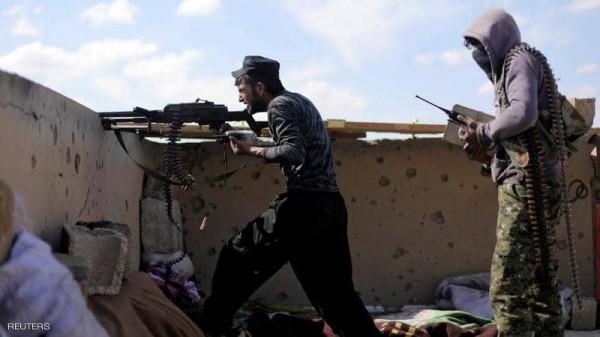 عشرات القتلى والجرحى في هجمات داعش العكسية  ضد 'قسد' في الباغوز