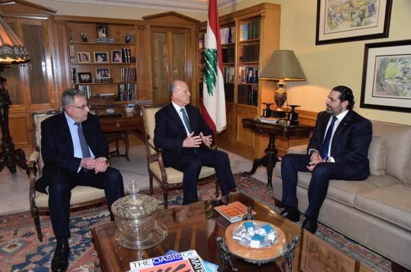 انعكاسات إيجابية لمصالحة الحريري وريفي في طرابلس