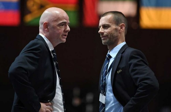 الفيفا يدرس زيادة منتخبات مونديال قطر 2022