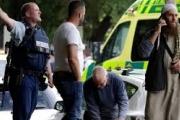 هجوم ارهابي استهدف المصلين في نيوزيلاندا
