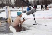 فنلندا تعرض 10 آلاف يورو لمن يغطس تحت الجليد