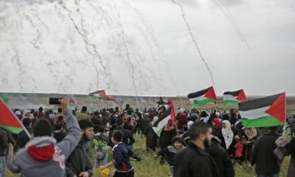 """إرجاء احتجاجات """"مسيرات العودة"""" بسبب التصعيد في قطاع غزة"""