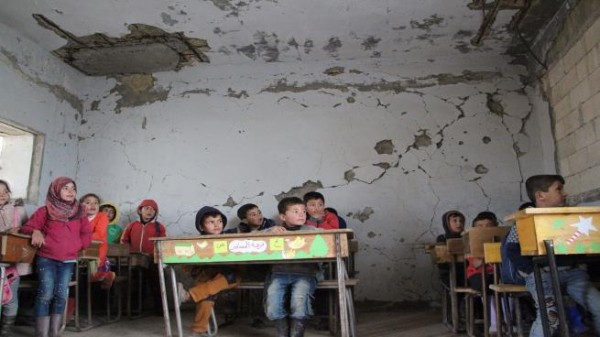 الحرب أفقدت سورية جزءاً كبيراً من بنيتها التحتيّة