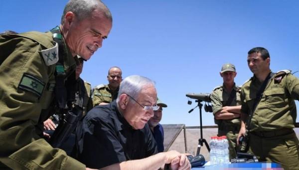 إسرائيل تطارد حزب الله بسوريا وتتلقى صواريخ غزة