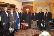 قيومجيان زار الشعار: أضع نفسي كوزارة بتصرف طرابلس وأهلها من كل الطوائف والأحياء