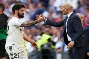 عودة زيدان وانتصار ريال مدريد يشعلان مواقع التواصل