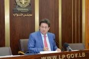 كنعان: لن نستثني اي وزارة او مؤسسة عامة من عملنا الرقابي