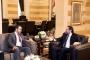 الحريري استقبل وزير المهجرين وعرض مع ابراهيم الاوضاع الامنية