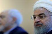 ظريف يستخف بدور أميركا وروحاني يحملها مسؤولية مشاكل إيران