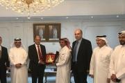 اللقيس أعلن من الدوحة فتح الاسواق القطرية أمام الانتاج الزراعي اللبناني