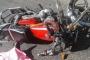 3 جرحى بإنزلاق دراجة نارية في سير الضنية