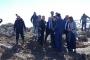 محافظ جبل لبنان تفقد طريق زحلة ترشيش: همنا الاول هو ايجاد طريقة لفتحها موقتا
