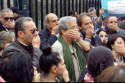 صحافيو التلفزيون الجزائري ينددون بالإقصاء والتضليل في تغطية الحراك الشعبي