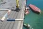 الفشل الإيراني في صورة.. السفينة تغرق في الميناء