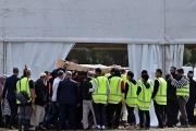 بدء دفن ضحايا حادث إطلاق النار بمسجدين في نيوزيلندا