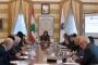 الحسن عرضت على لجنة السلامة المرورية خطة عملها والتقت وفدا من حماس