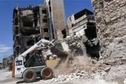 تنافس أثرياء النظام السوري على «خردة الحرب»