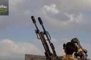 بالفيديو ... إسقاط طائرة استطلاع روسية في ريف حماة