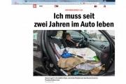 ثمانينية ألمانية تعيش في سيارتها منذ عامين.. تعرف على قصتها