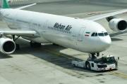 فرنسا تحظر رحلات خطوط ماهان الإيرانية ابتداءً من نيسان