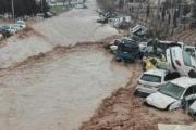 طهران مهددة بـ'طوفان' وسيول.. وارتفاع الوفيات لـ30