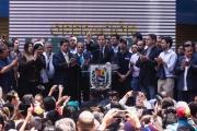 غوايدو يدعو لمظاهرات جديدة في فنزويلا السبت