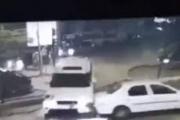 فرحة عريس كادت أن تتحوّل لمأساة.. فيديو لحادث سير ينتشر في لبنان!
