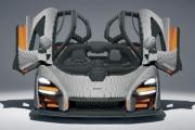 أكثر من 467 ألف مكعب «ليغو» لإنتاج نموذج من السيارة «ماكلارين»