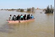 إيران تعلن الطوارئ بسبب الفيضانات