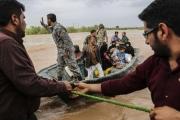 الكويت ترسل ثاني طائرات الإغاثة لضحايا السيول في إيران