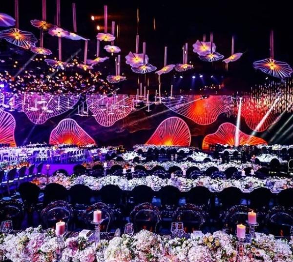 زفاف «فَخِمْ» لـ سارة جميل السيد ممثل محرومي وفقراء بعلبك الهرمل