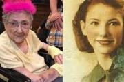 عاشت 99 عاما في أتم صحة وأعضاؤها في الأماكن الخطأ