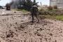 بالصور ... قتلى وجرحى من الميليشيات الإيرانية بانفجار سيارة شمال درعا