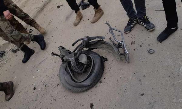 قتلى وجرحى بانفجار واشتباك عشائري شمال سوريا