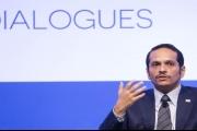 قطر وإيطاليا تبحثان الوضع الليبي وتدعوان لوقفٍ فوري للنار
