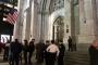 تفاصيل ما جرى ليلا في كاتدرائية القديس باتريك - نيويورك