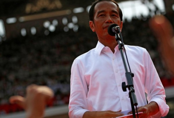 اندونيسيا ... ويدودو يعلن فوزه في انتخابات الرئاسة ومنافسه يلمح لحدوث تزوير
