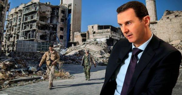 ناشطة من القرداحة توجه رسالة قاسية لبشار الأسد وتسأله: سوريا خربانة أنت فين؟