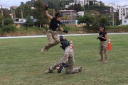 إختتام برامج إيطالي لتدريبية الحرس الجمهوري