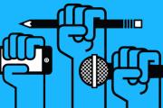 مؤشر حرية الصحافة: تقدم لبنان وتونس