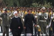 روحاني يعلن تشكيل قوة مشتركة مع باكستان على الحدود