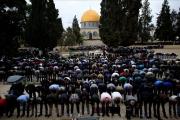 'ميدل إيست آي': ماذا سيحدث في حال التهمت النيران المسجد الأقصى؟