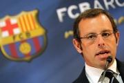 تبرئة رئيس برشلونة السابق من تهمة تبييض الأموال