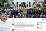 ترامب يعيد تغريدة.. ويقع في فخ 'تويتر'