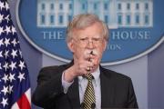 جون بولتون .. مستشار ترامب الذي يسعى لتدمير الشرق الأوسط