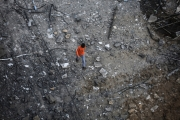 هكذا كان يستعد أهالي غزة لرمضان، وفي ساعات هُدمت الأبنية والمحال والأسواق