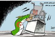 الجزائريون يواصلون مظاهراتهم للتخلص من رموز النظام