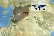 اشتباكات بين الميليشيات الروسية والإيرانية في ديرالزور